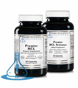 #HCL #Detox Kit, #Premier (2 products)