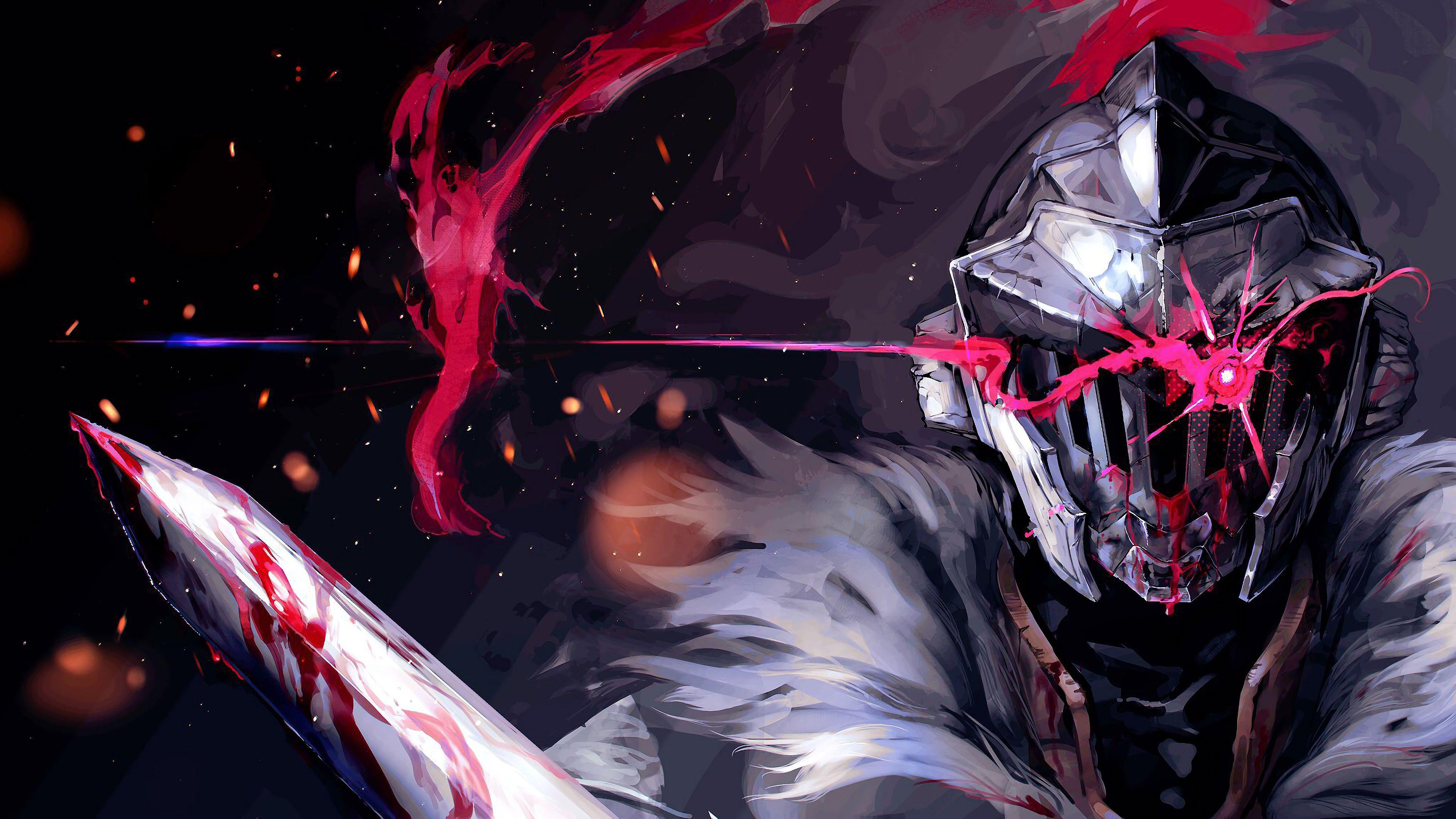Goblin Slayer Anime 4K 28106 Slayer anime, Goblin, Anime