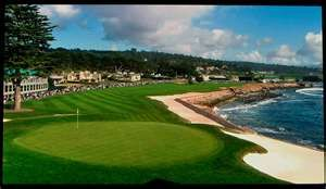 Image Search Results For Pebble Beach 18th Hole Photo