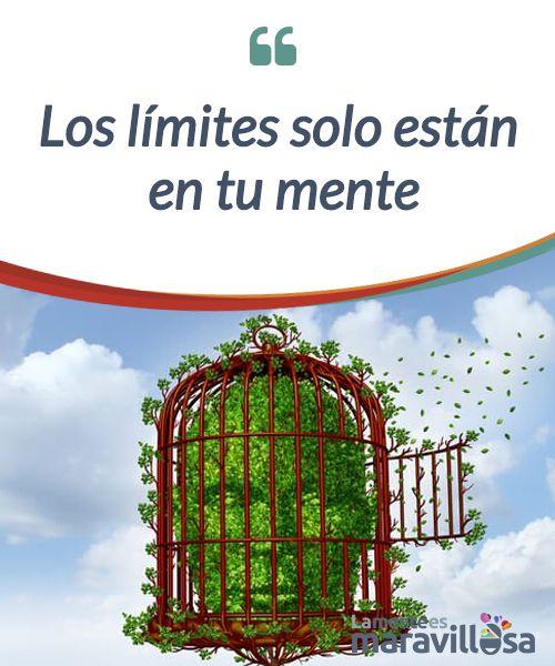Los límites solo están en tu mente