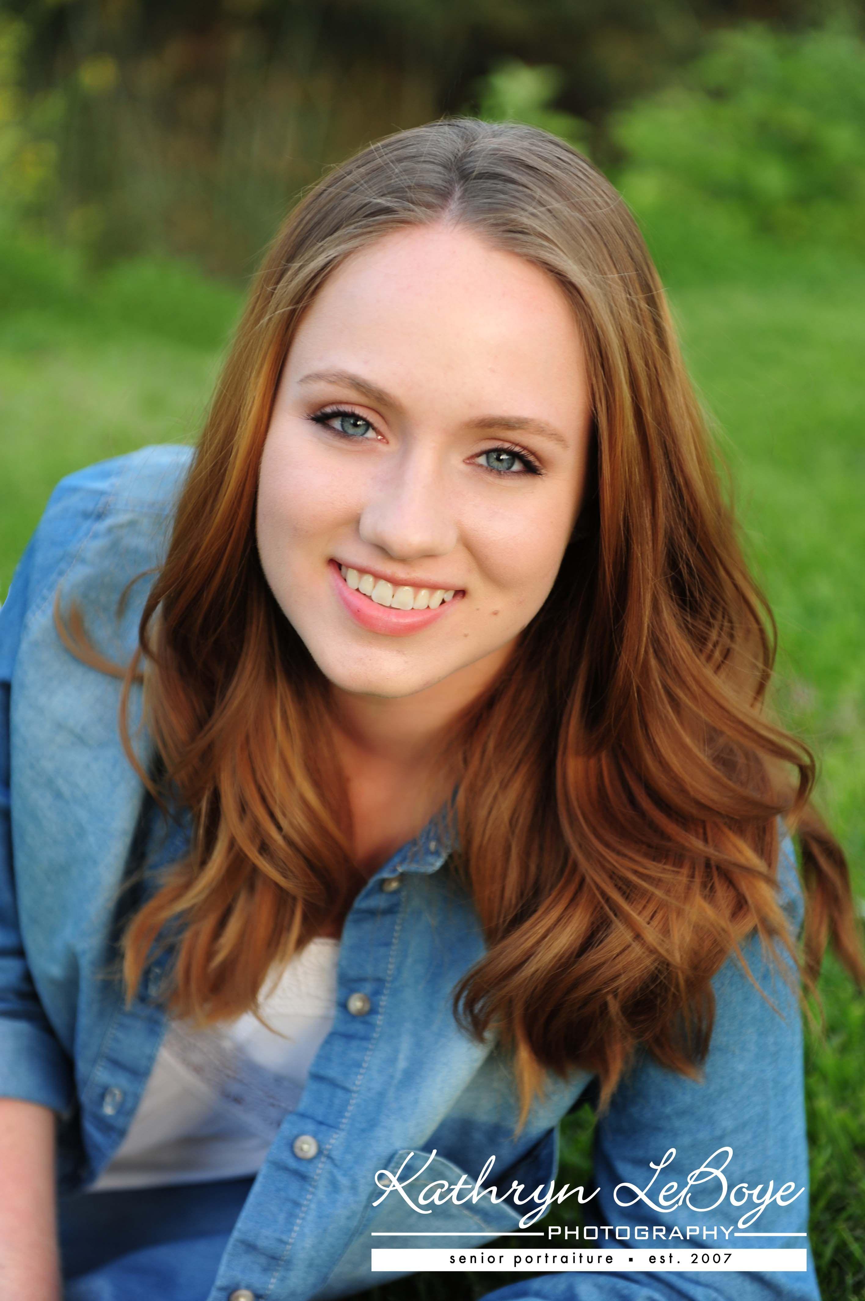 Orange county high school senior girl photography high