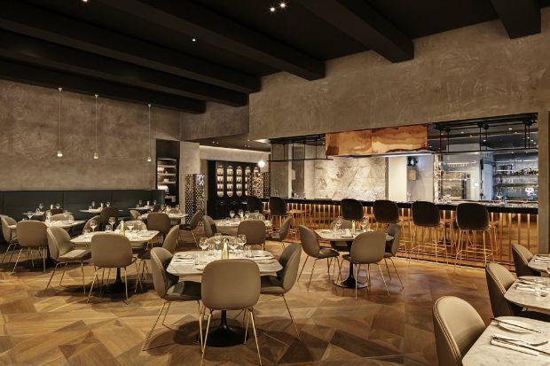 HarveyNichols-Birmingham. Modern restaurant design. Contemporary chairs. For more inspirational ideas: http://www.bocadolobo.com/en/inspiration-and-ideas/