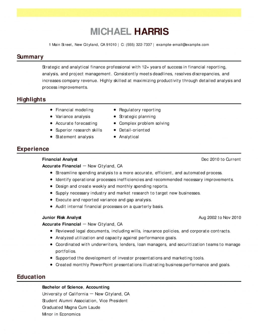 Incident Post Mortem Report Template Project Resume