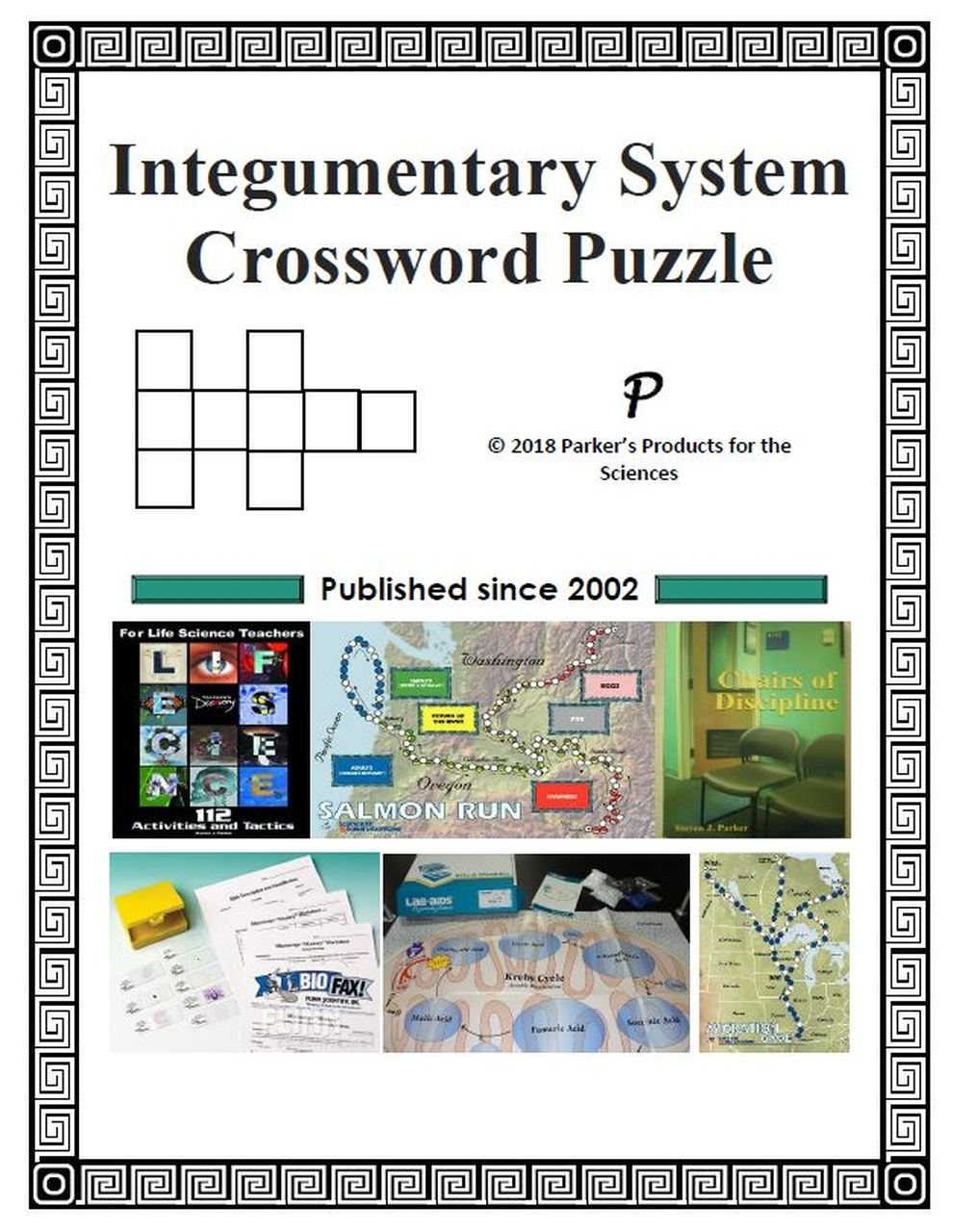 Integumentary System Crossword Puzzle | Root words, Latin ...