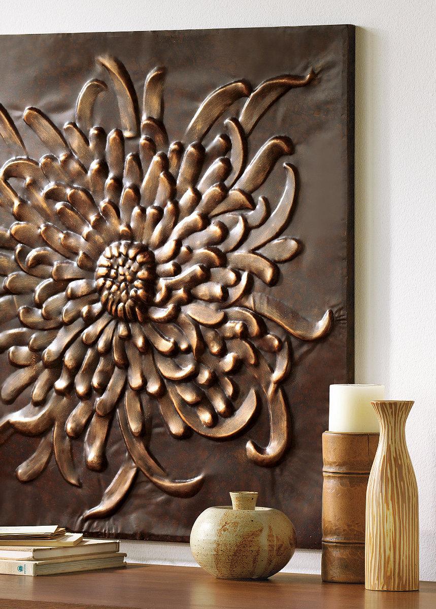 Chrysanthemum Wall Art Hanging. | For the Home | Pinterest ...