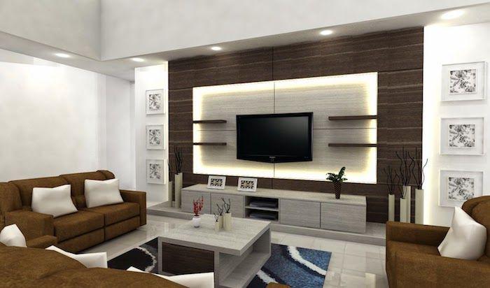 ▷ 1001 + Ideen für moderne und stilvolle Deko für Wohnzimmer