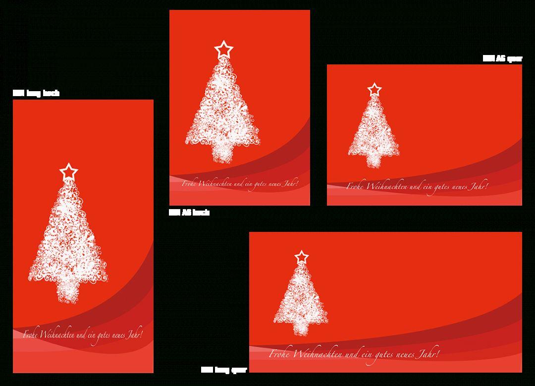 Weihnachtskarte Mit Word Erstellen Anleitung 9