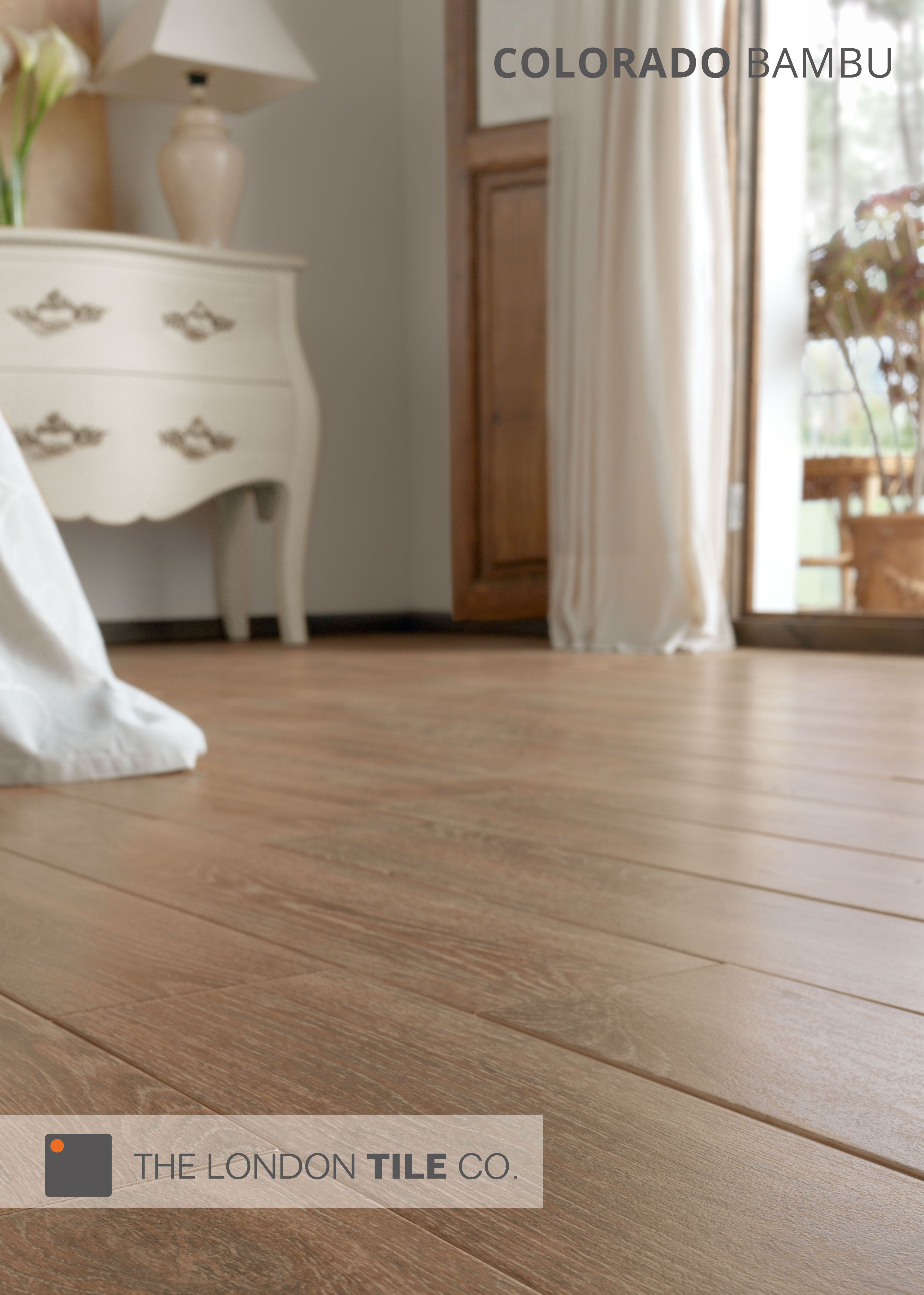 The Colorado Range Of Wood Effect Tiles Look Natural And Are Great