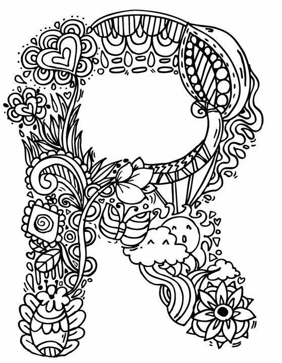 Image Result For Doodle Art Names Bullet Journaling Doodles Rhpinterestfr: Alphabet Doodle Coloring Pages At Baymontmadison.com