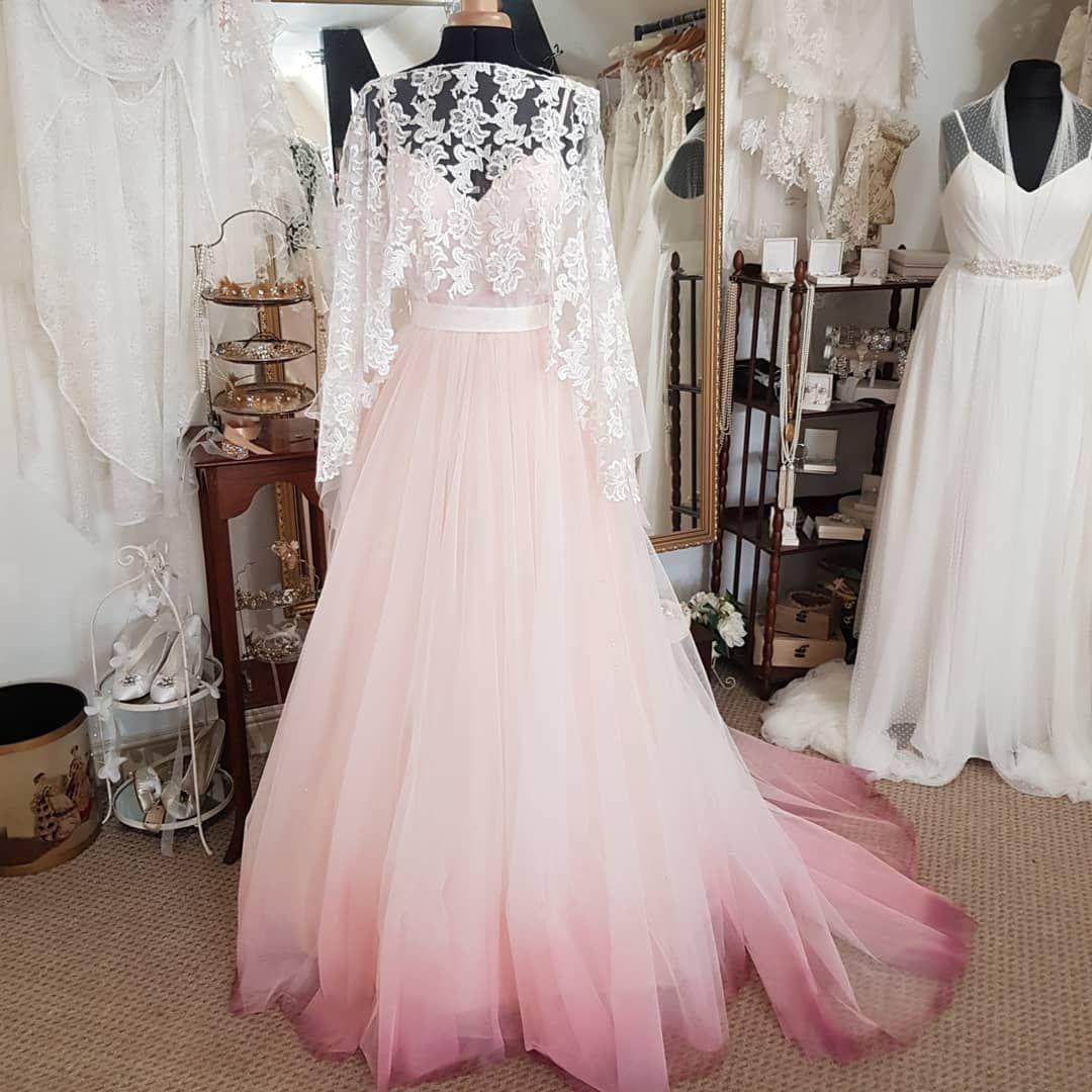 16 wunderschöne Ombré Brautkleider ~ KISS THE BRIDE MAGAZINE