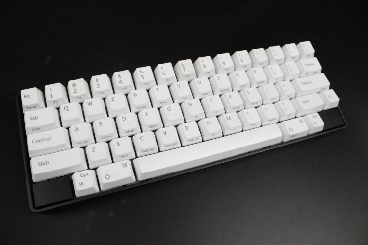 Hhkb Pbt White Keycap For Mechanical Keybaord Mechanic Computer