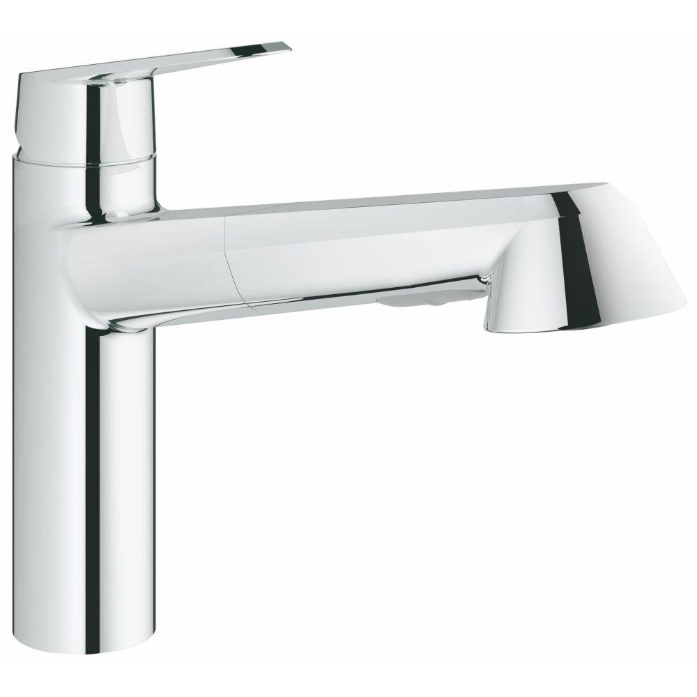 Grohe 33330002 | Laundry porch | Pinterest | Kitchen faucets, Faucet ...