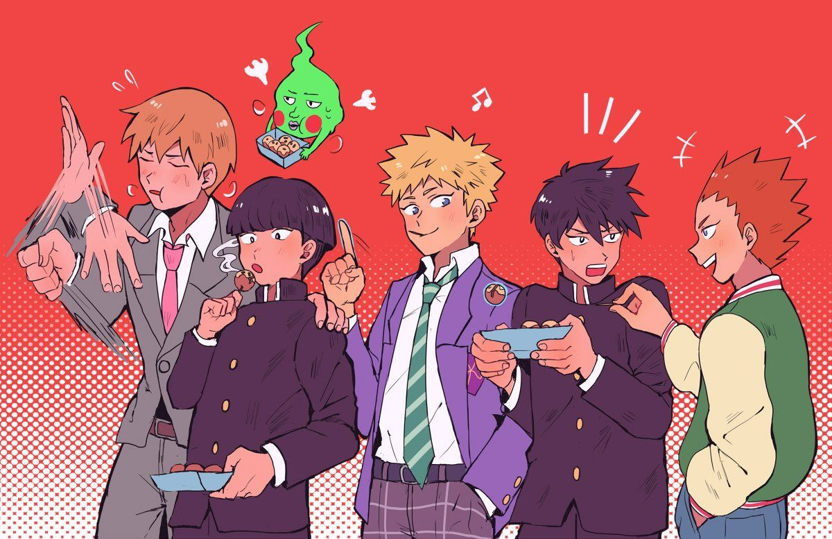 Ash Anyc R04 Comms Closes On Mob Psycho 100 Anime Mob Psycho 100 Mob Psycho