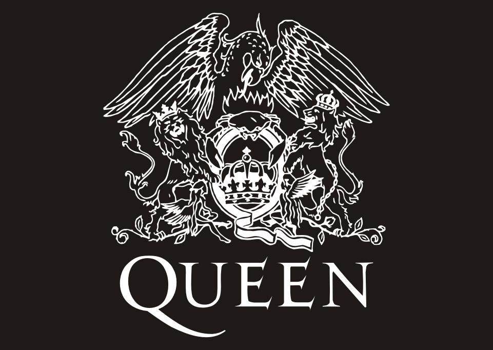 Logo Queen Vector Free Logo Vector Download Band Posters Queen Aesthetic Queen