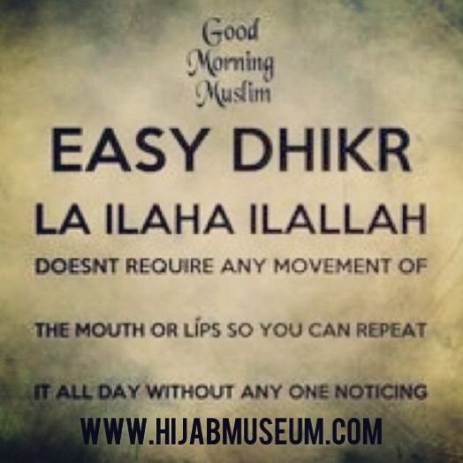 Salam And Good Morning Everyone Alhamdulillah For A Beautiful