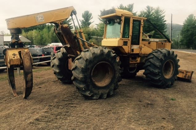 1997 John Deere 648G Skidder | Skidders for Sale | Logging