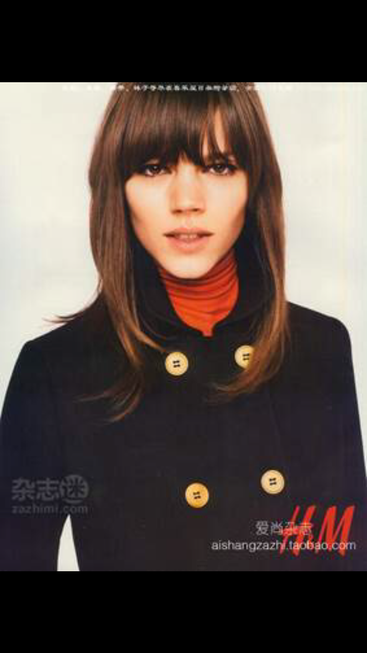 Pin by victoria westwood on hair pinterest freja beha erichsen