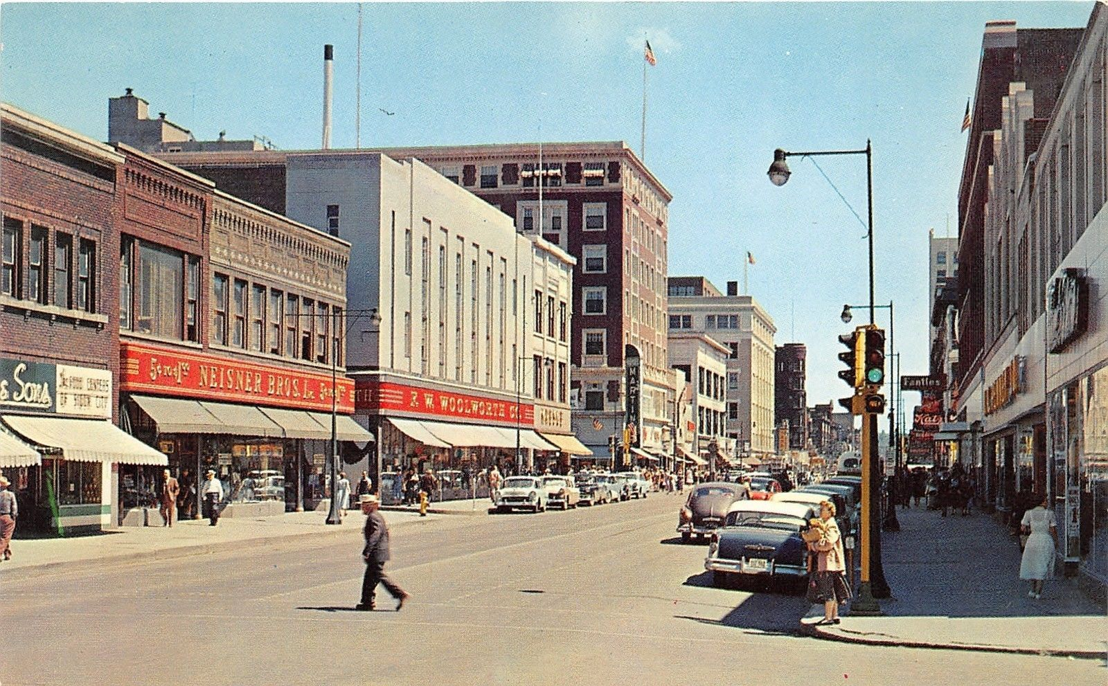 Image Result For Woolworths Sioux City Sioux City City Street View