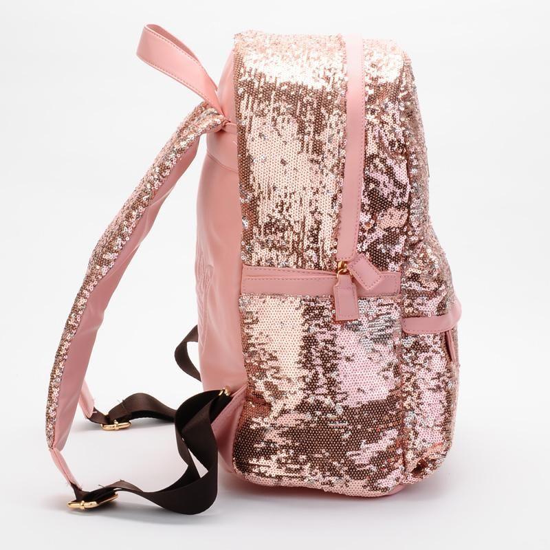 Women's handbag backpack paillette school GIRLS GENERATION ...
