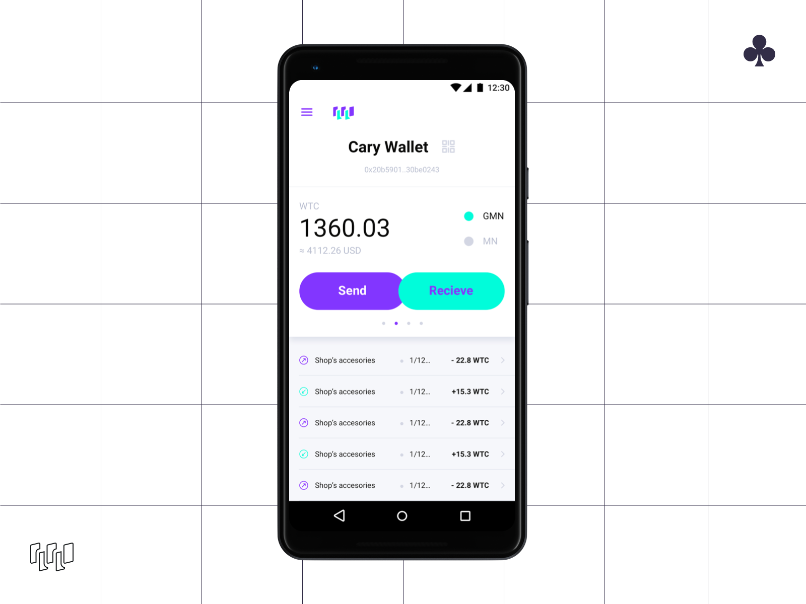Waltonchain wallet app android ver. Android apps, App