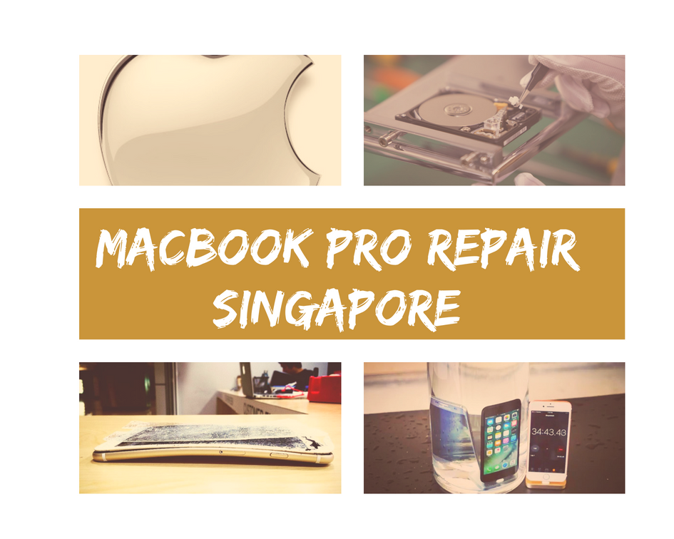 Macbook Pro Repair Singapore can fix all issues of