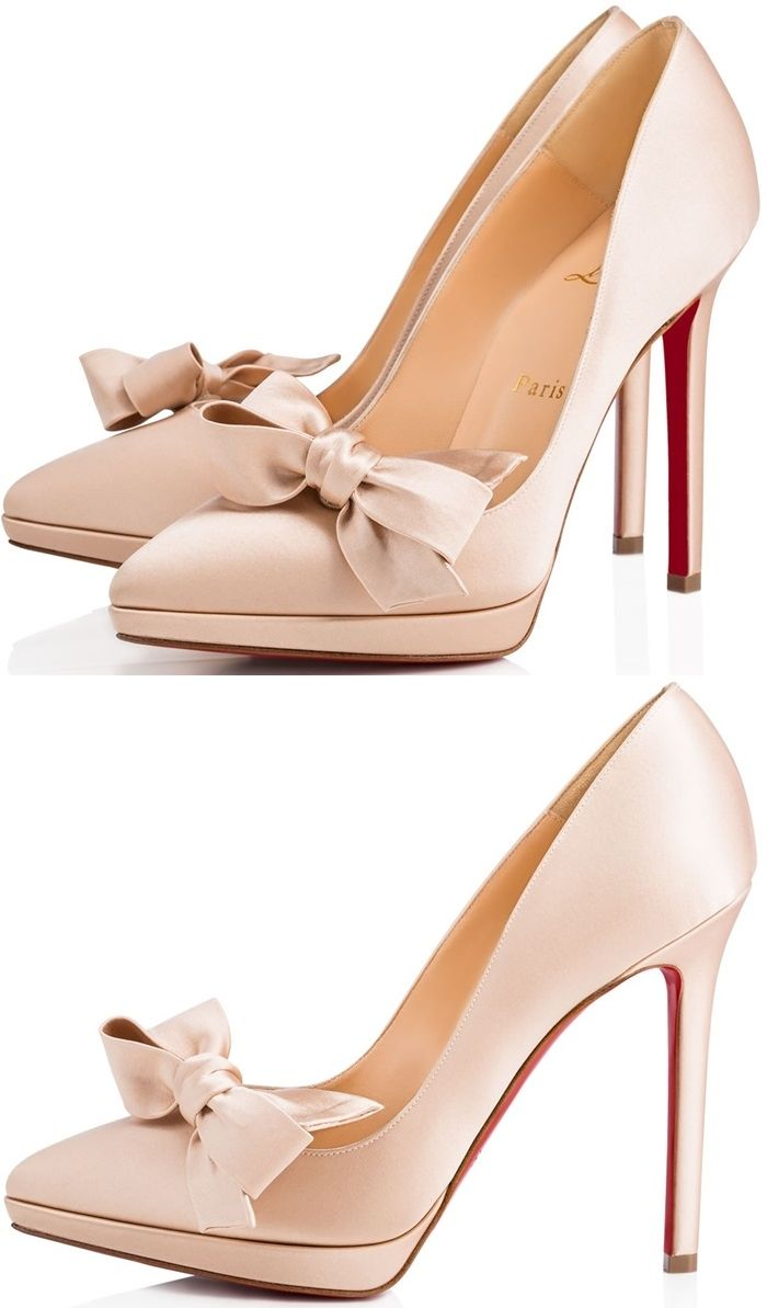 louboutin fall winter 2018 Beige