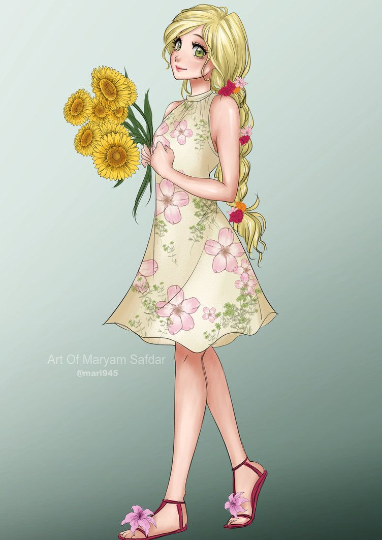 Martina commission by mari945 on deviantart art of maryam safdar in 2018 dessin dessin - Dessins manga fille ...