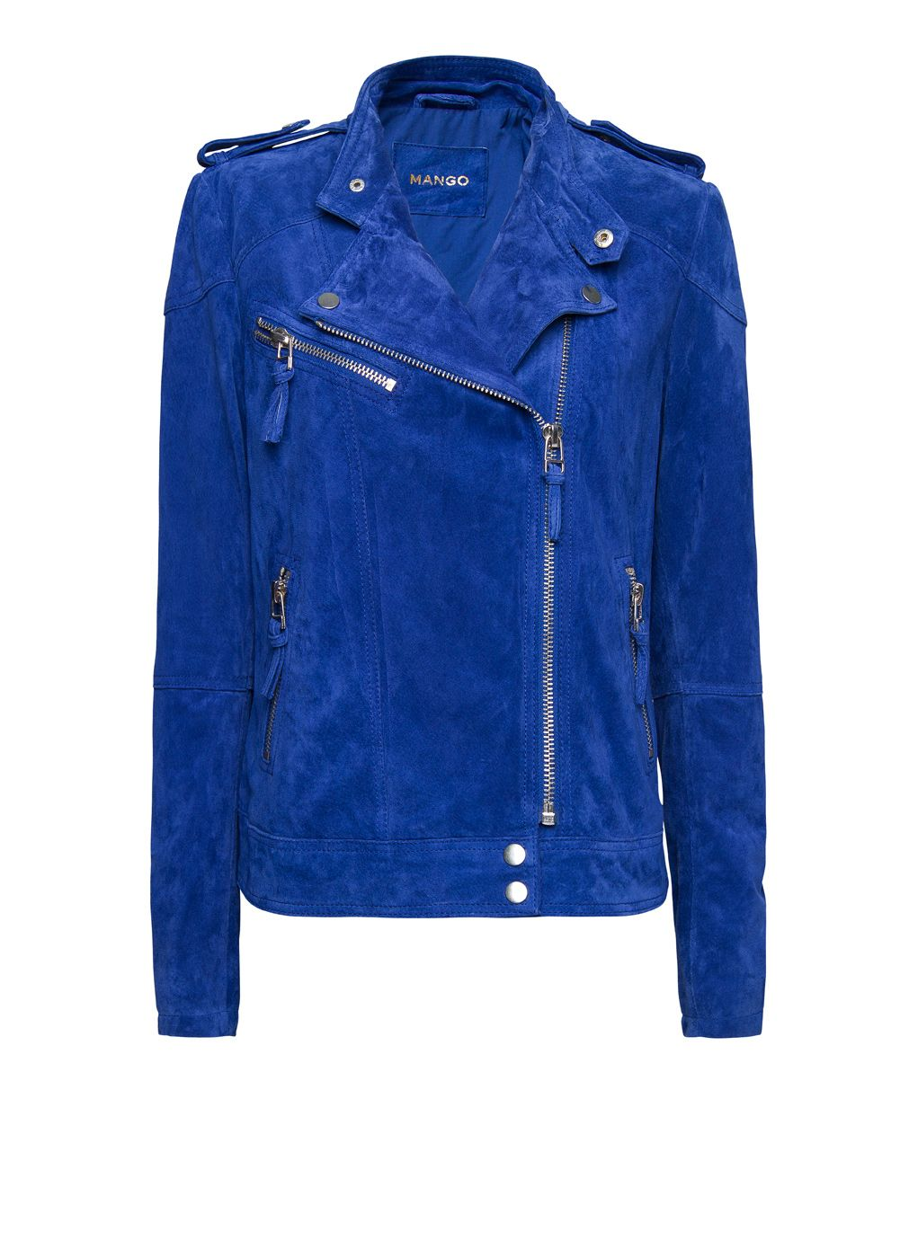 916f7d46ba9 Suede biker jacket - Women   my life would be better if i had ...
