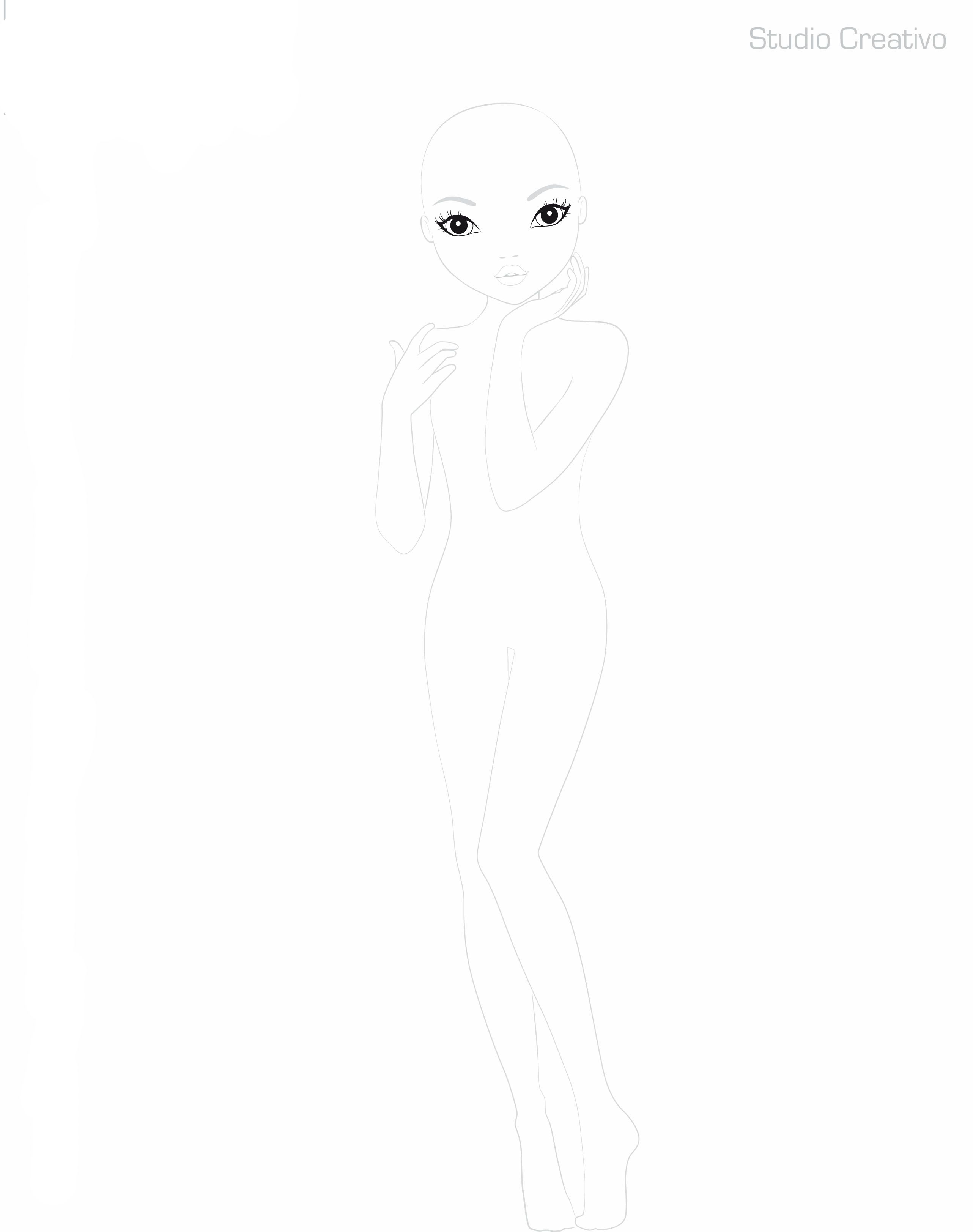 Topmodel Ausmalbilder Gesicht : Liv_principessa_ghiaccio_tomo_1814_ Jpg 2564 3246 Topmodel