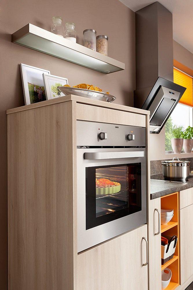 Hocheingebauter Backofen | Wohnzimmer mit offener küche ...