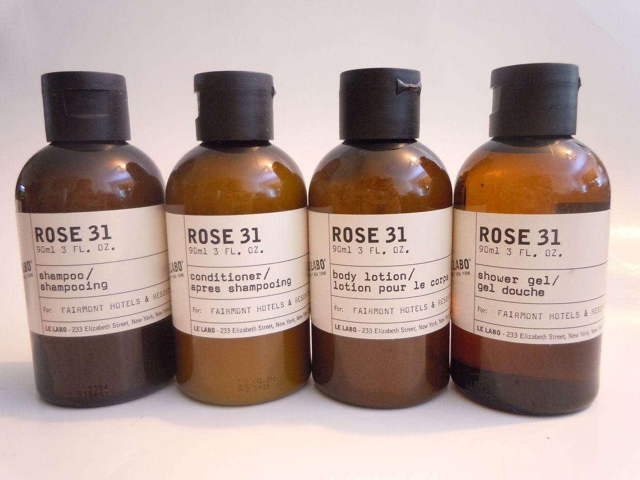 Shampoo Bambini ~ Le labo rose shampoo conditioner shower gel body lotion wash