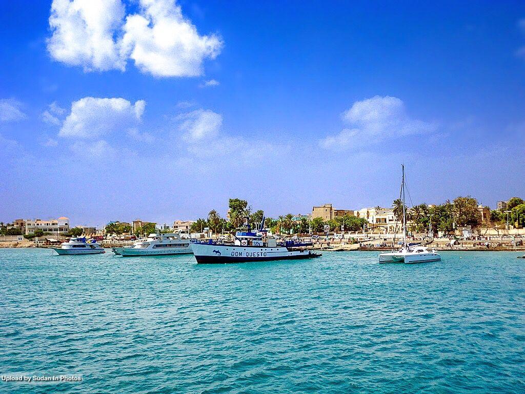 Port Sudan, Jewel of the Red Sea بورتسودان، عروس البحر الأحمر السودان