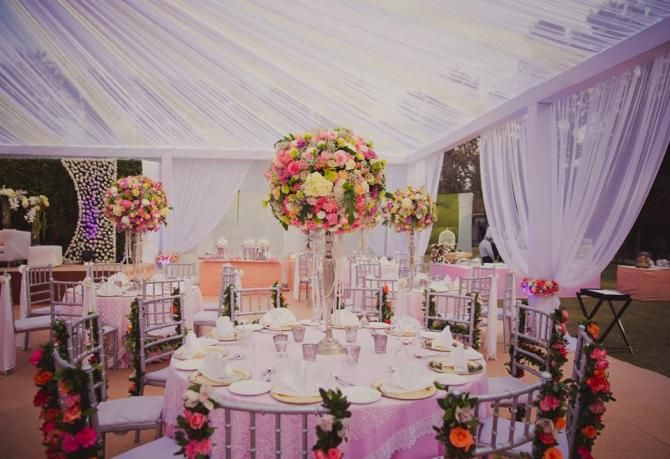 8 Cool And Fantastic Ideas That Will Tempt You To Have A Daytime Outdoor Wedding WeddingOutdoor Weddings