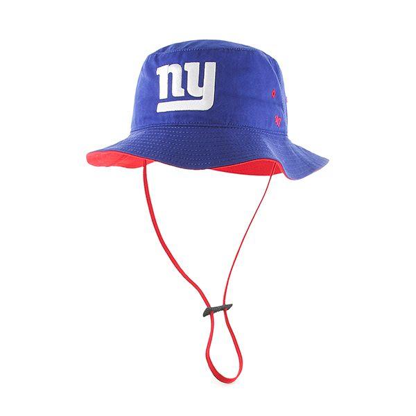New York Giants Kirby Bucket Royal 47 Brand Hat In 2019 47