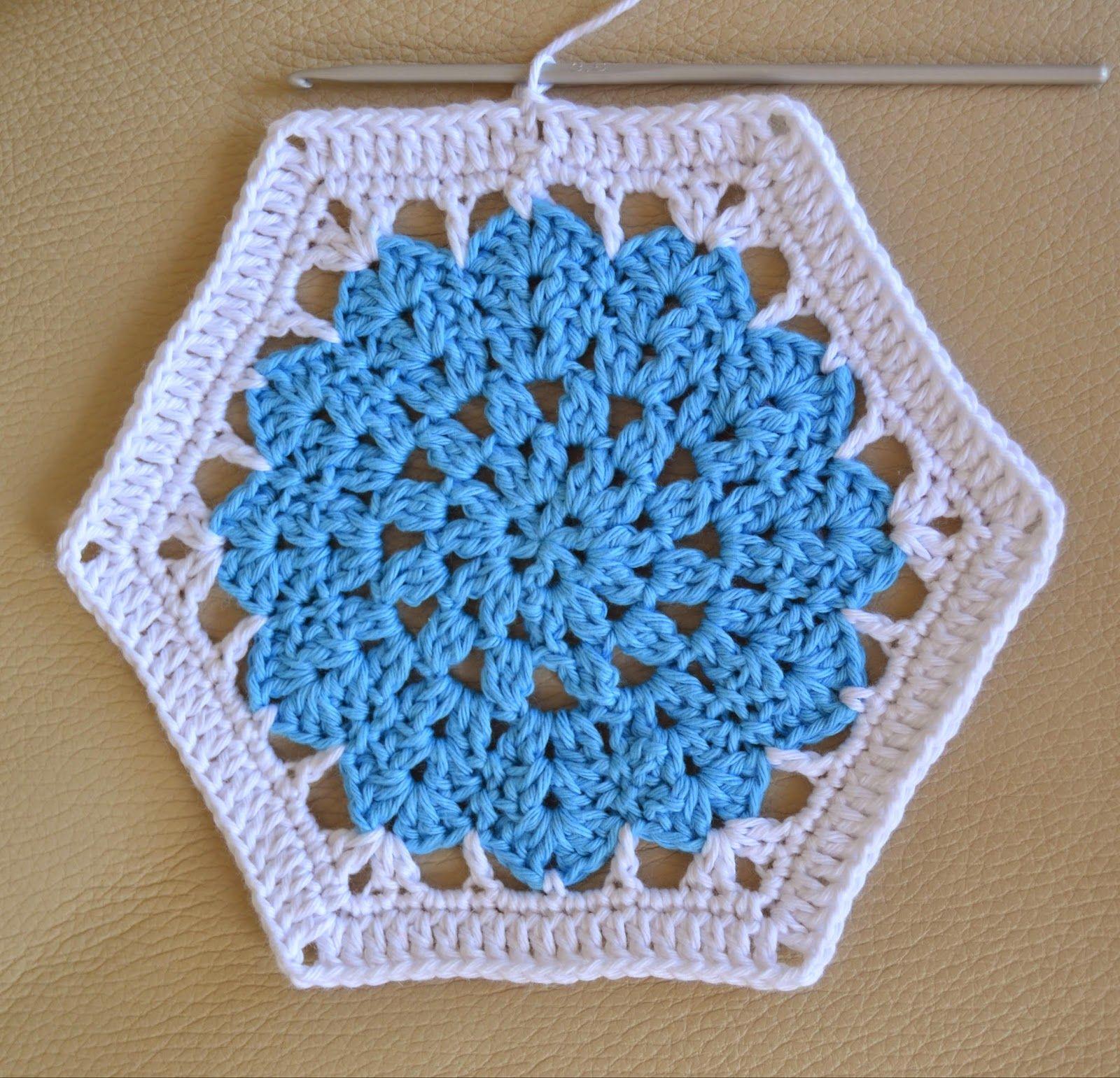 Atelier Marie-Lucienne: Häkeln/Crochet | ТУРЕЦКАЯ ПЛИТКА | Pinterest ...