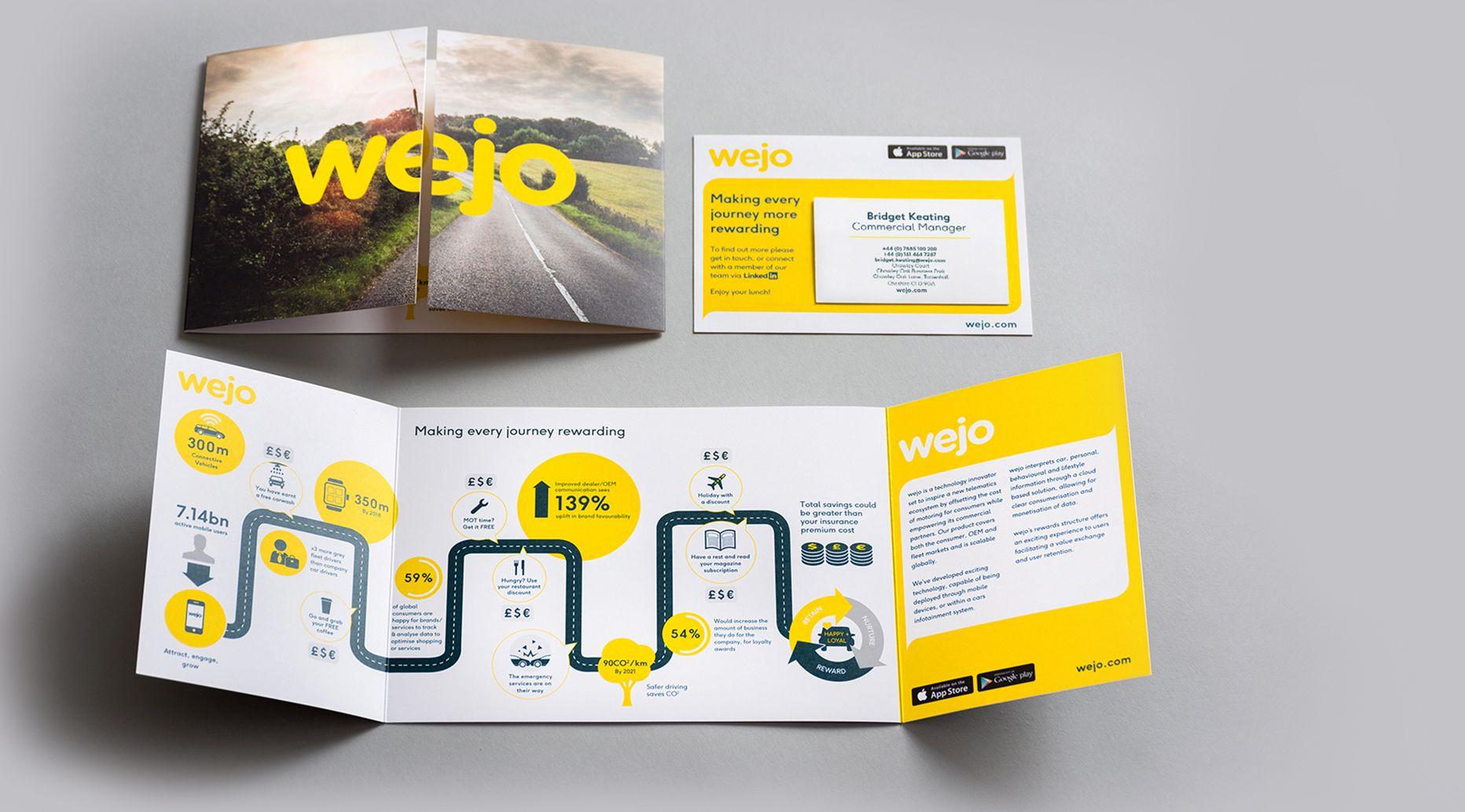8 creative brochure design ideas examples daily design