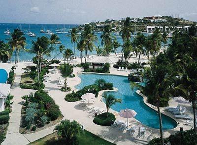 Wyndham Elysian Beach Resort St