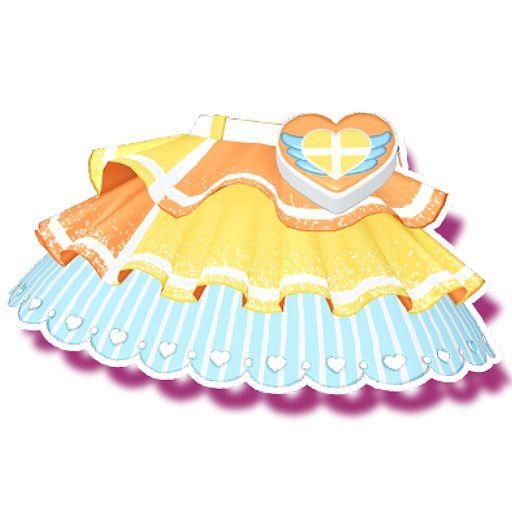 プリパラ プリパラナースいのりのスカート