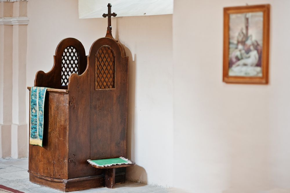 How to make a good confession with images sisters in
