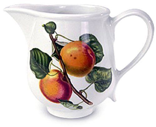 Made in England Portmeirion Pomuna Cup Mug The Red Currant Berries China Dishes Vintage