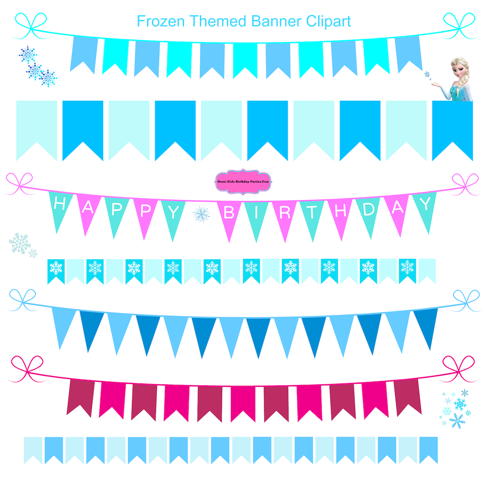Frozen birthday party coloring pages - Disney Frozen Party Lots Of Great Ideas And Free Printables Including Frozen