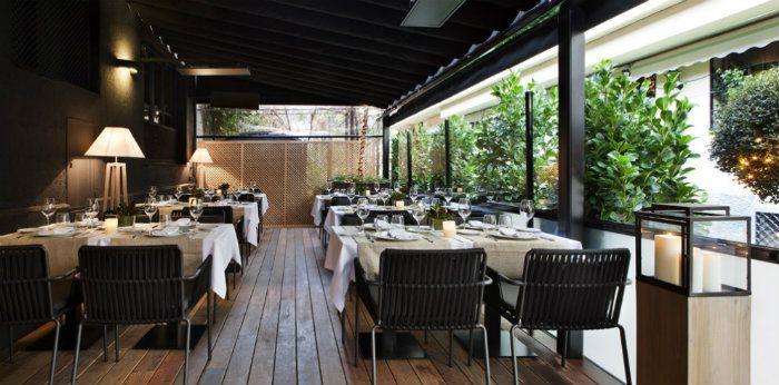 ABAC Restaurant in Barcelona