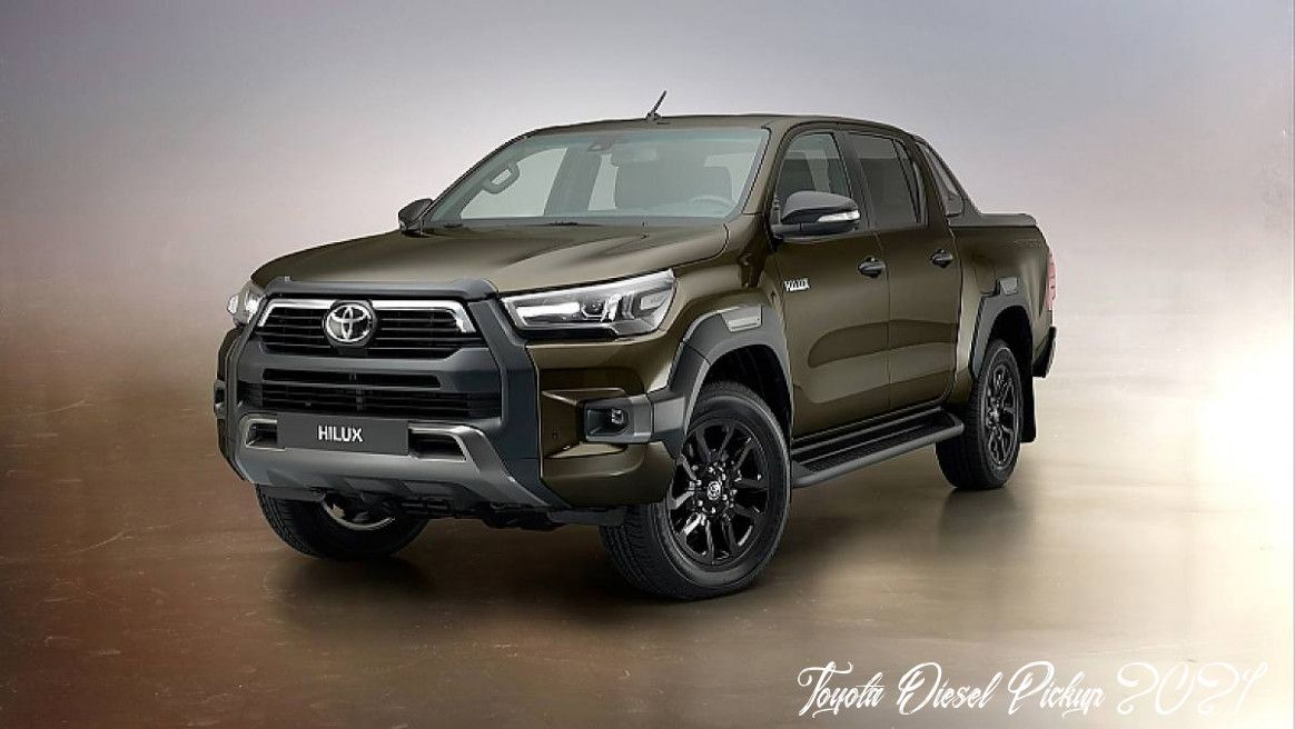 Toyota Diesel Pickup 2021 Performance In 2020 Toyota Hilux Toyota Cars Uk