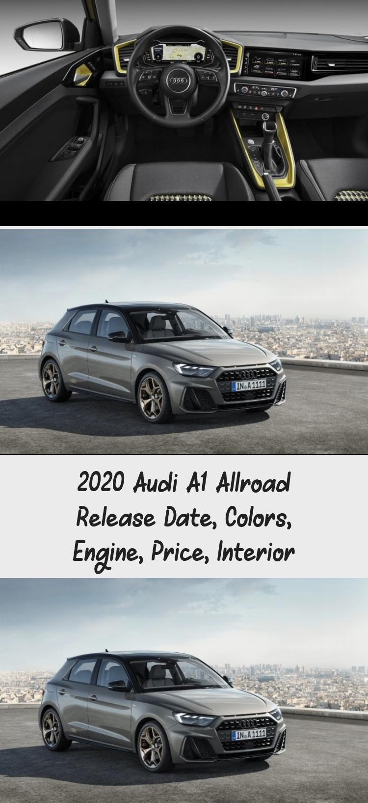 2020 Audi A1 Allroad Release Date, Colors, Engine, Price