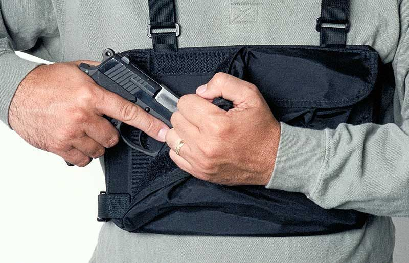 Chest holster for jogging. | Shopping | Ccw holsters ...