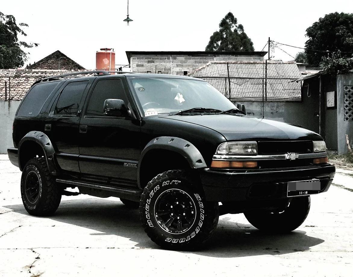 Http Modifikasinet Com Spesifikasi Dan Harga Chevrolet Blazer Di