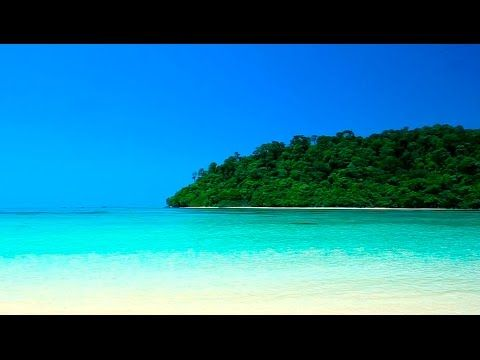 Relaxing Music With Nature Sounds - Tropical Beach HD