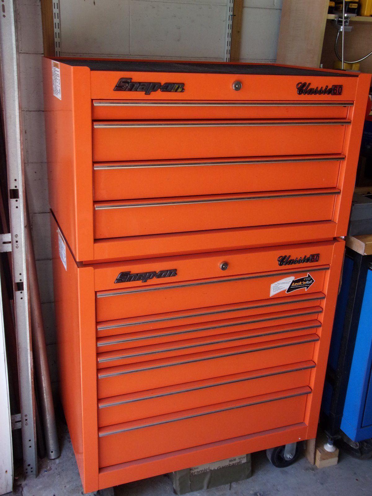 Snap On Tool Box Ebay Tool Storage Garage Tools