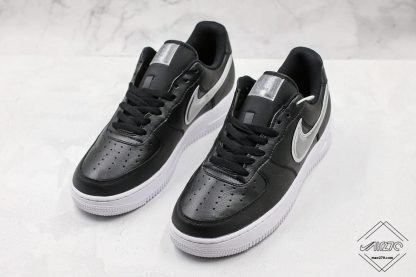 Nike Air Force 1 Low Oversized Swoosh Black/White Nike