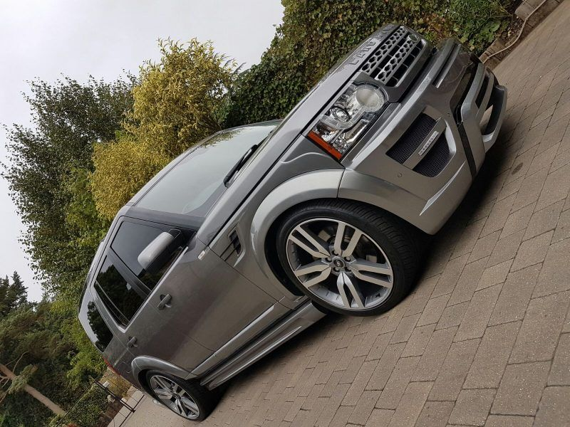 Land Rover Discovery Full Body Kit Land rover